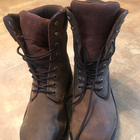 Wolverine Other - Size 11 Men's Steeled toe boots